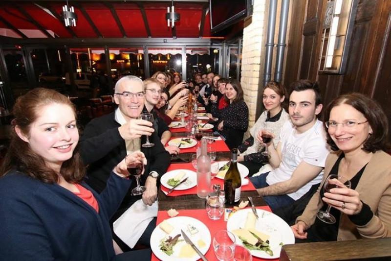 """""""L'Afterwork oenologie"""" ou comment apprendre à connaitre les vins à la manière des Rabalaïres"""
