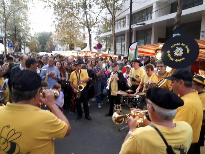 Marché des Pays de l'Aveyron à Paris-Bercy (12, 13 et 14 octobre 2018)