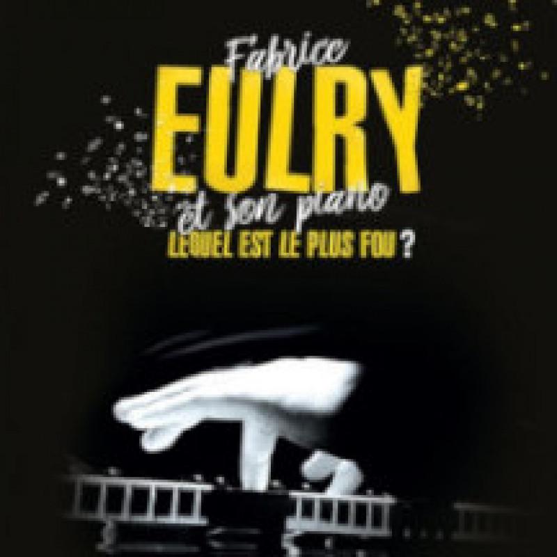 Fabrice Eulry et son piano