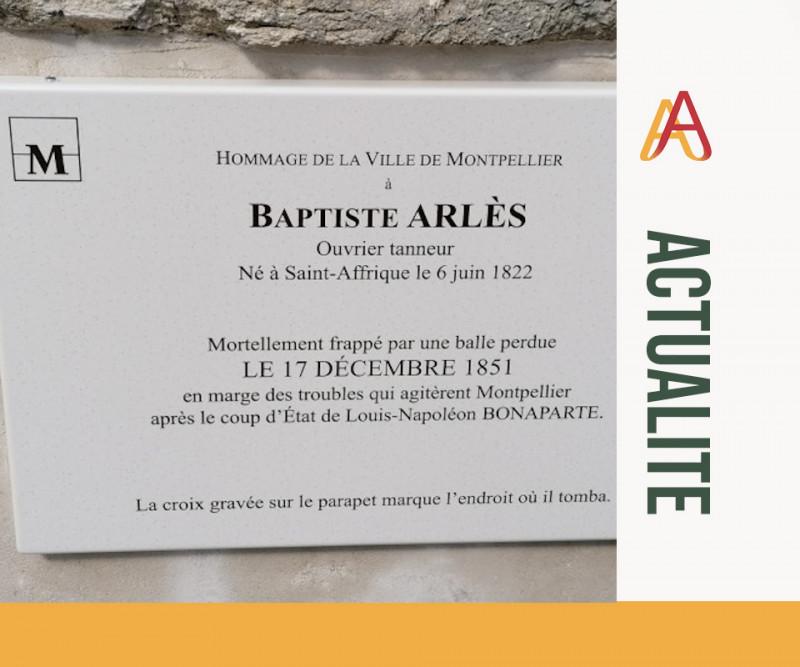 Inauguration du 13 mars 2021 à Montpellier